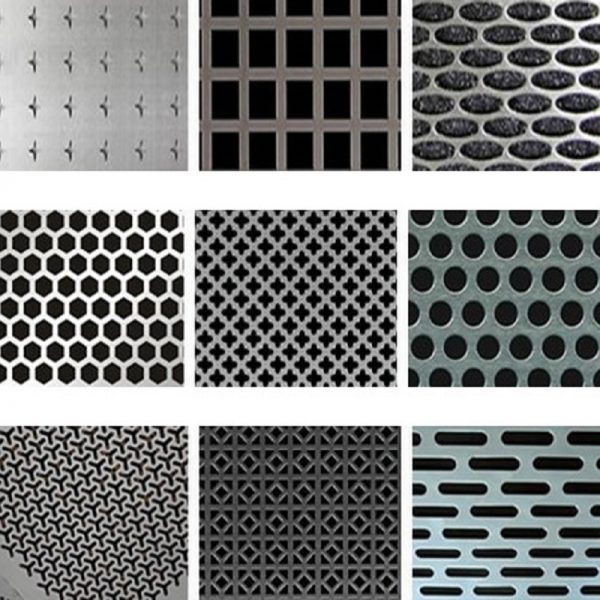 Aluminum Perforated Plate
