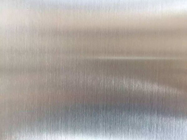 1050 Brushed aluminum