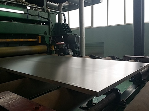 1100 Aluminum Plate in Production-RUIYI Aluminum