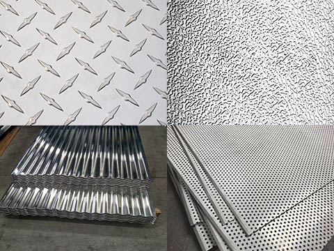 Decorative Aluminum Sheet-RUIYI  Aluminum